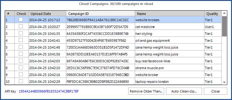 cloud-campaigns-management
